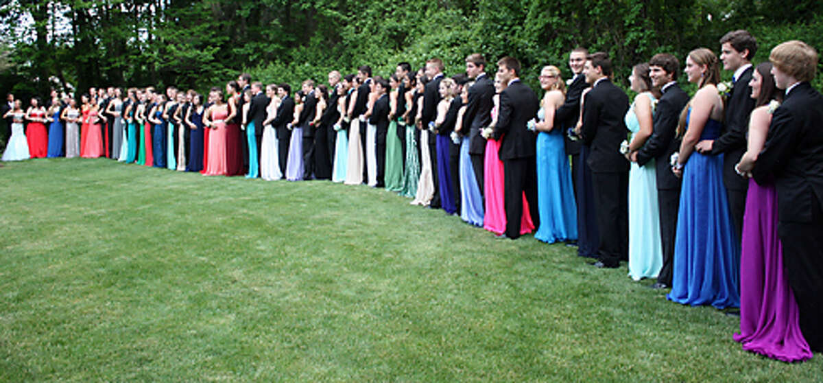 Trumbull High School celebrated their prom Friday, May 30 at The Matrix Corporate Center in Danbury.