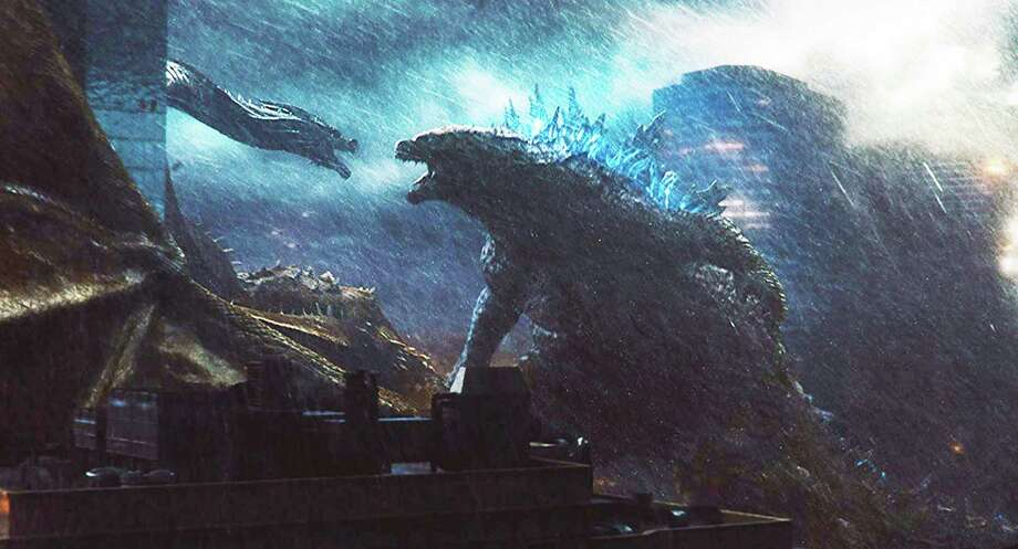 """Godzilla: King of the Monsters"" finished No. 1 on a crowded weekend. Photo: Warner Bros. Pictures /TNS / Imdb"