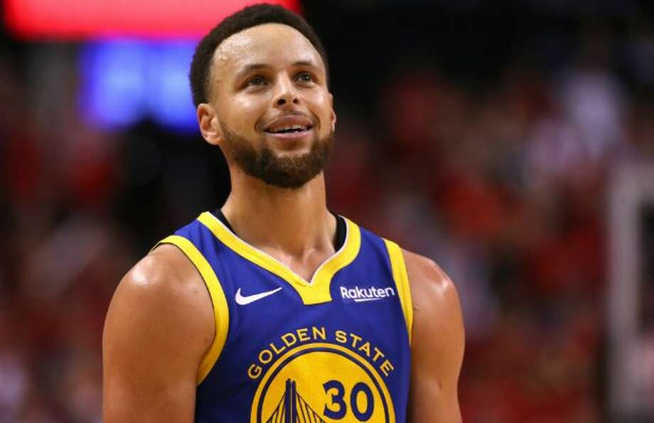 Golden State Warriors guard Steph Curry showed up to Scotiabank Arena to take on the Toronto Raptors in Game 5 of the NBA Finals in a three-piece suit.