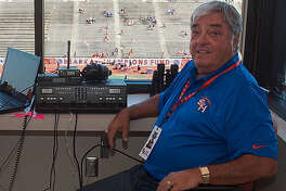 Leroy Wilkinson played on Sam Houston State's 1963 NAIA national championship baseball team and spent 30 years as a radio color commentator for the school's football and basketball teams.
