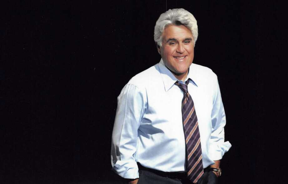 Jay Leno will appear at the Majestic Theatre in September. Photo: CNBC / Contributed Photo