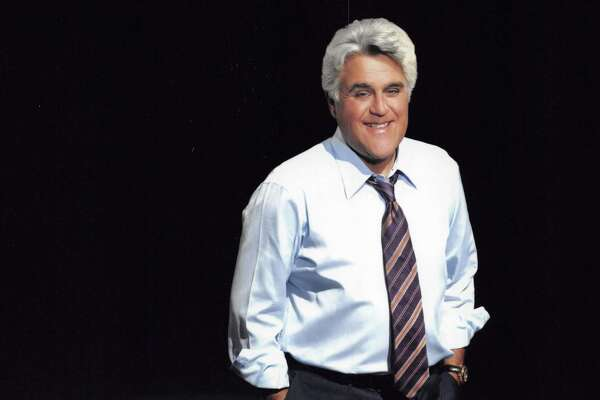 Jay Leno will appear at the Majestic Theatre in September.