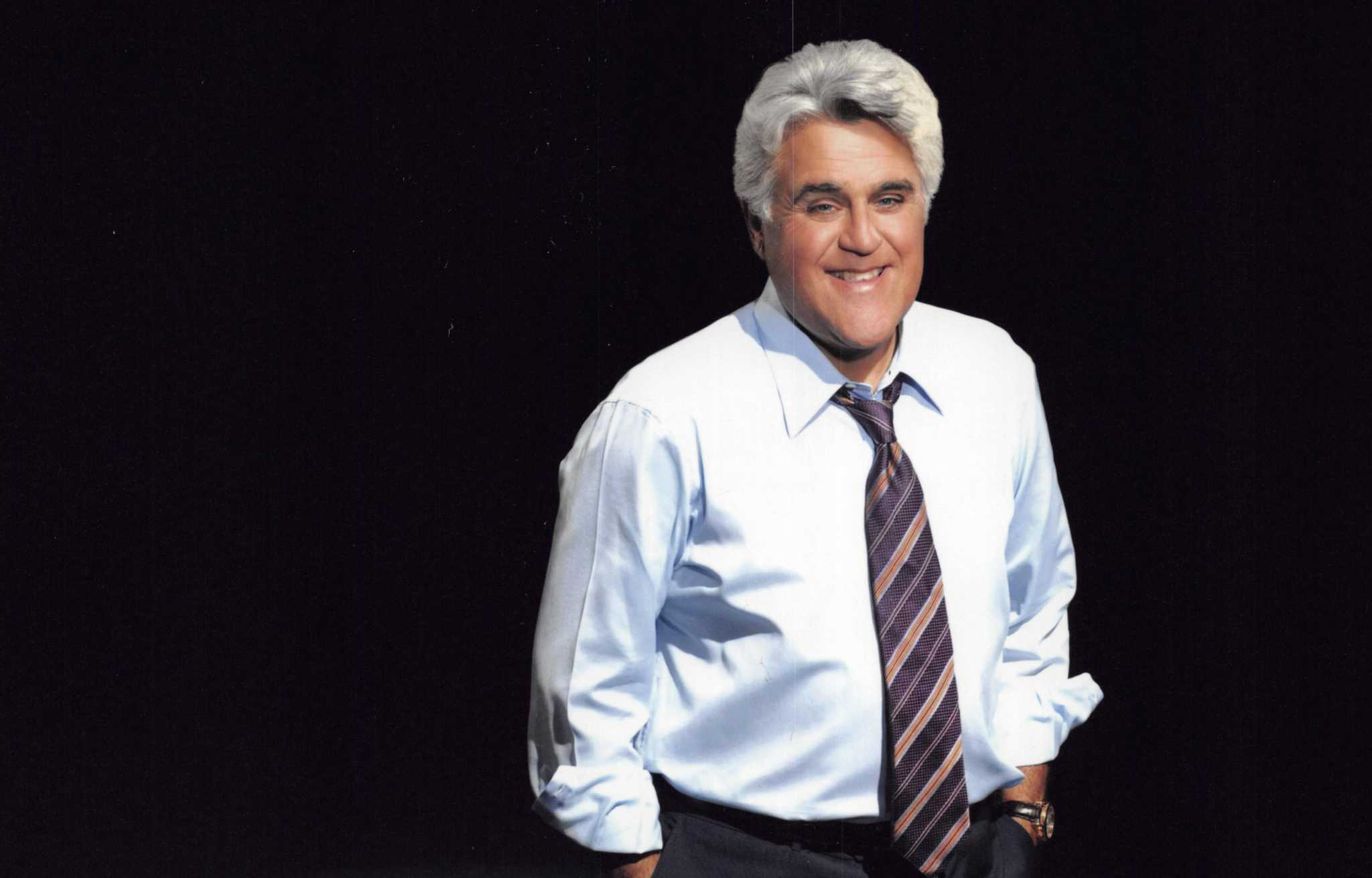Jay Leno announces San Antonio stand-up date