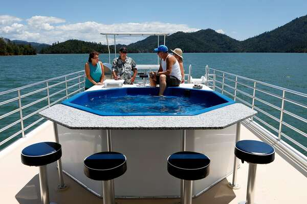Renting A Houseboat On Shasta Lake Read This First