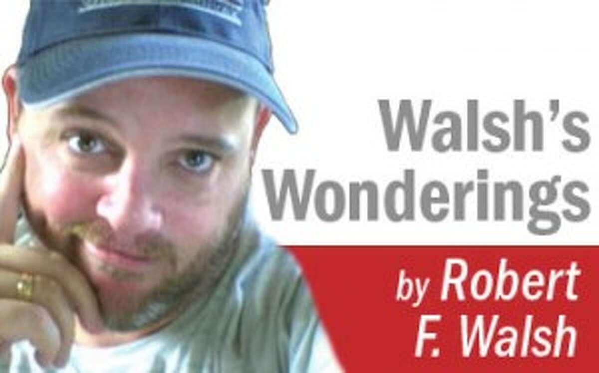 Walsh's Wonderings
