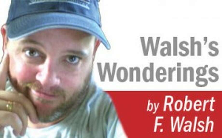 Walsh's Wonderings