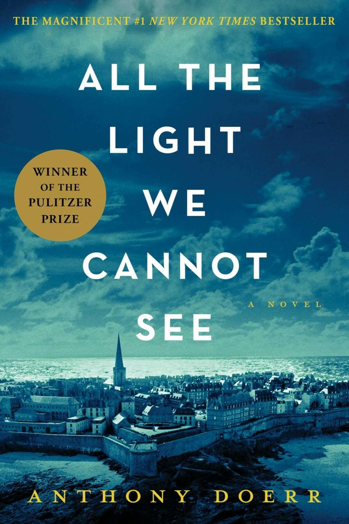 All the Light We Cannot See will be the book focused on next month during the library's One Book, One Town program.
