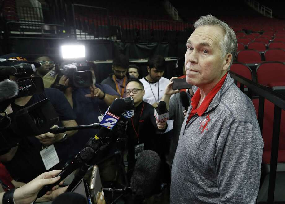 PHOTOS: Rockets contracts during offseason 