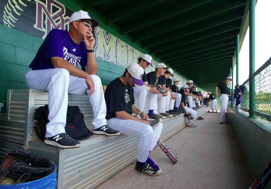 Montgomery head coach Chris Morris will be coaching the 5A-6A South Team at the THSBCA All-Star Game on June 15 in Round Rock. Photo: Jason Fochtman, Staff Photographer / Houston Chronicle / © 2018 Houston Chronicle