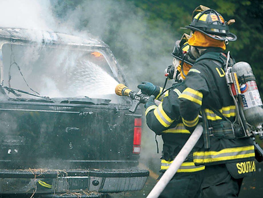 The Long Hill Fire Department will hold their open house,