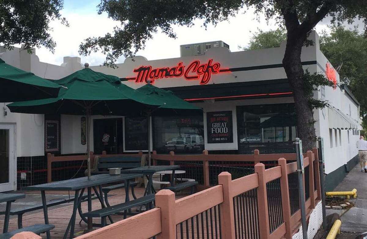 Closed: Mama's Cafe 2442 Nacogdoches Road The original Mama's Cafe, located on Nacogdoches outside Loop 410, is being taken back over by the Lawton family. They have closed the restaurant and plan to reopen in a few months.