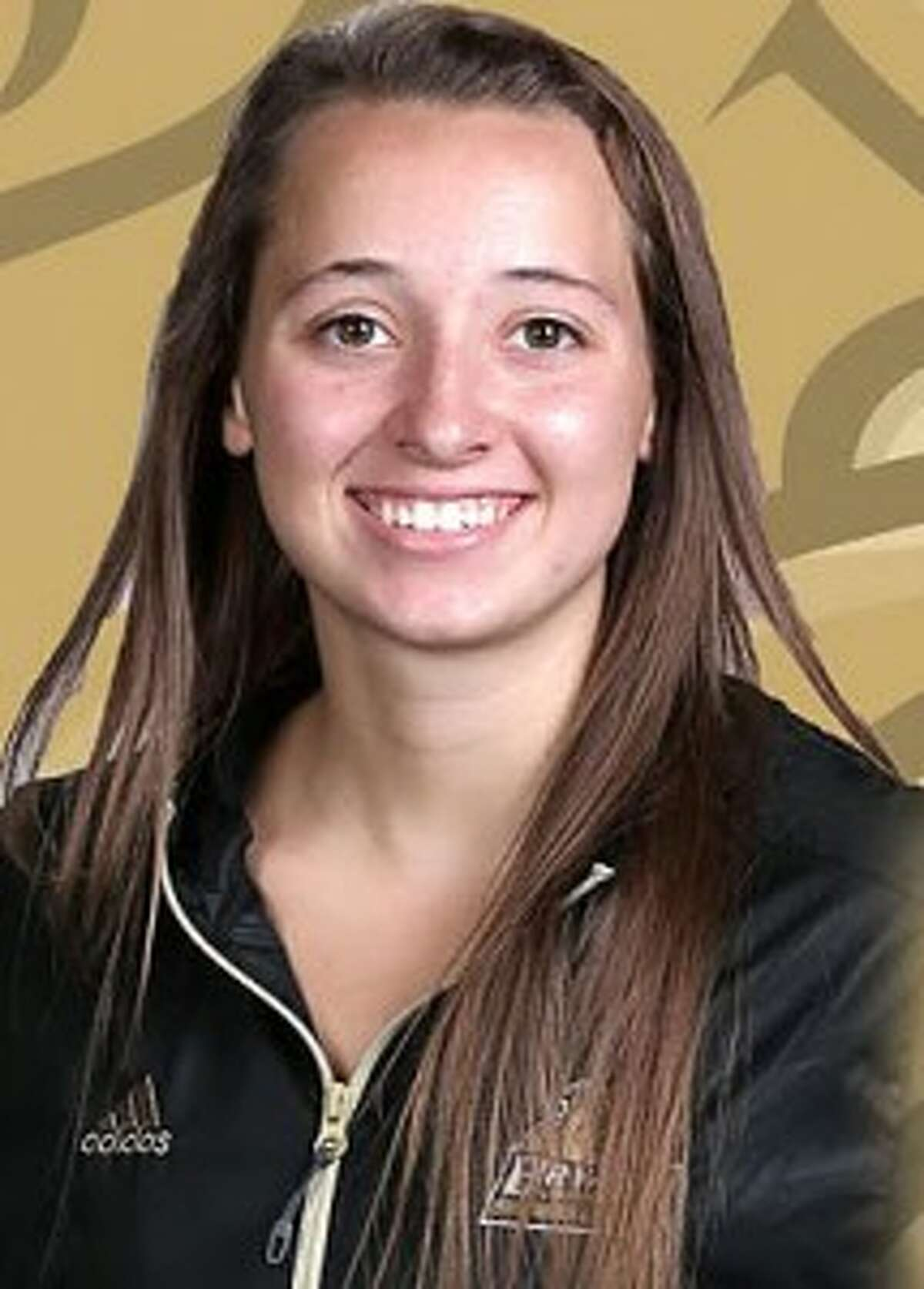 Jillian Rice swept the freestyle events versus Boston College.