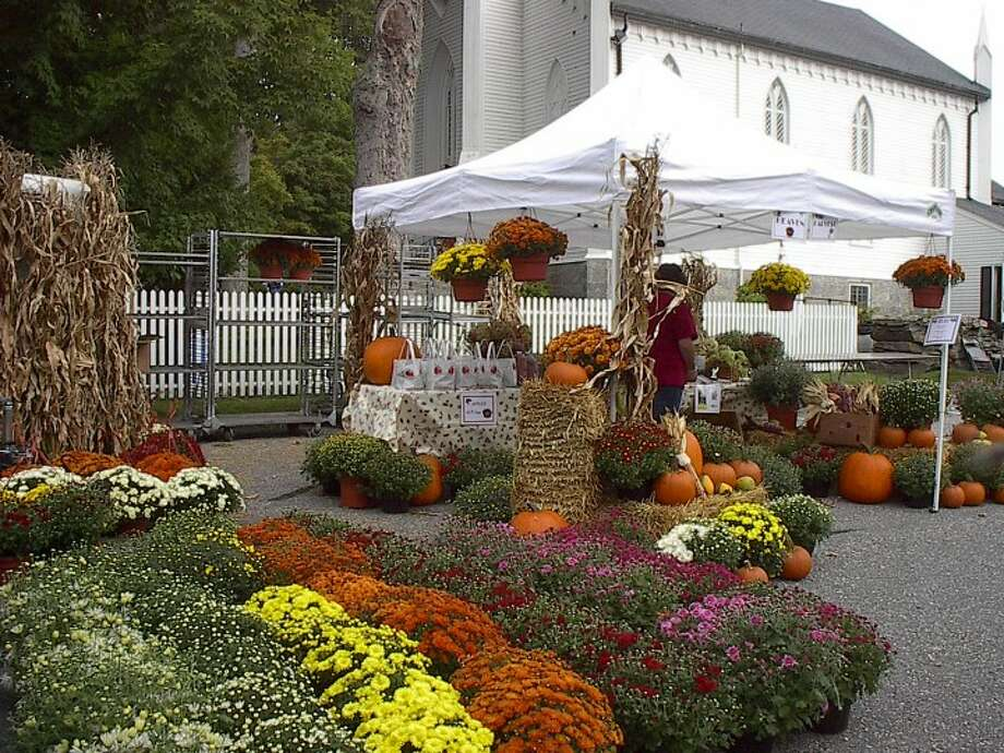 Christ Church Tashua's Apple Festival returns this weekend.
