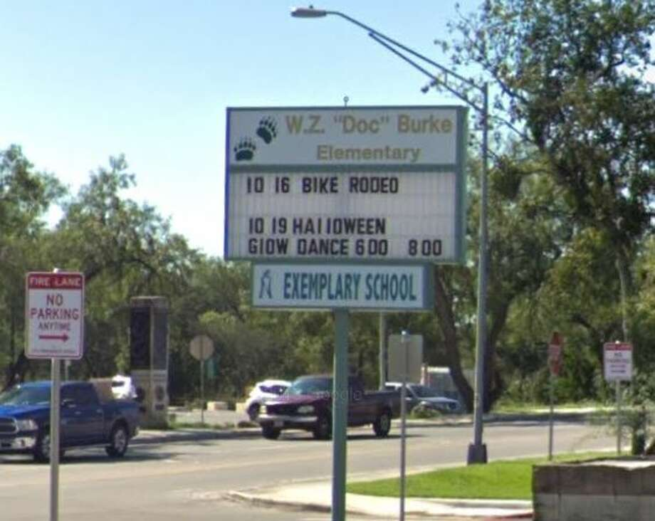 These are the top 10 Gold Ribbon Elementary Schools in San Antonio, according to Children at Risk.  Burke Elementary SchoolDistrict: North Side ISD  Photo: Google Maps
