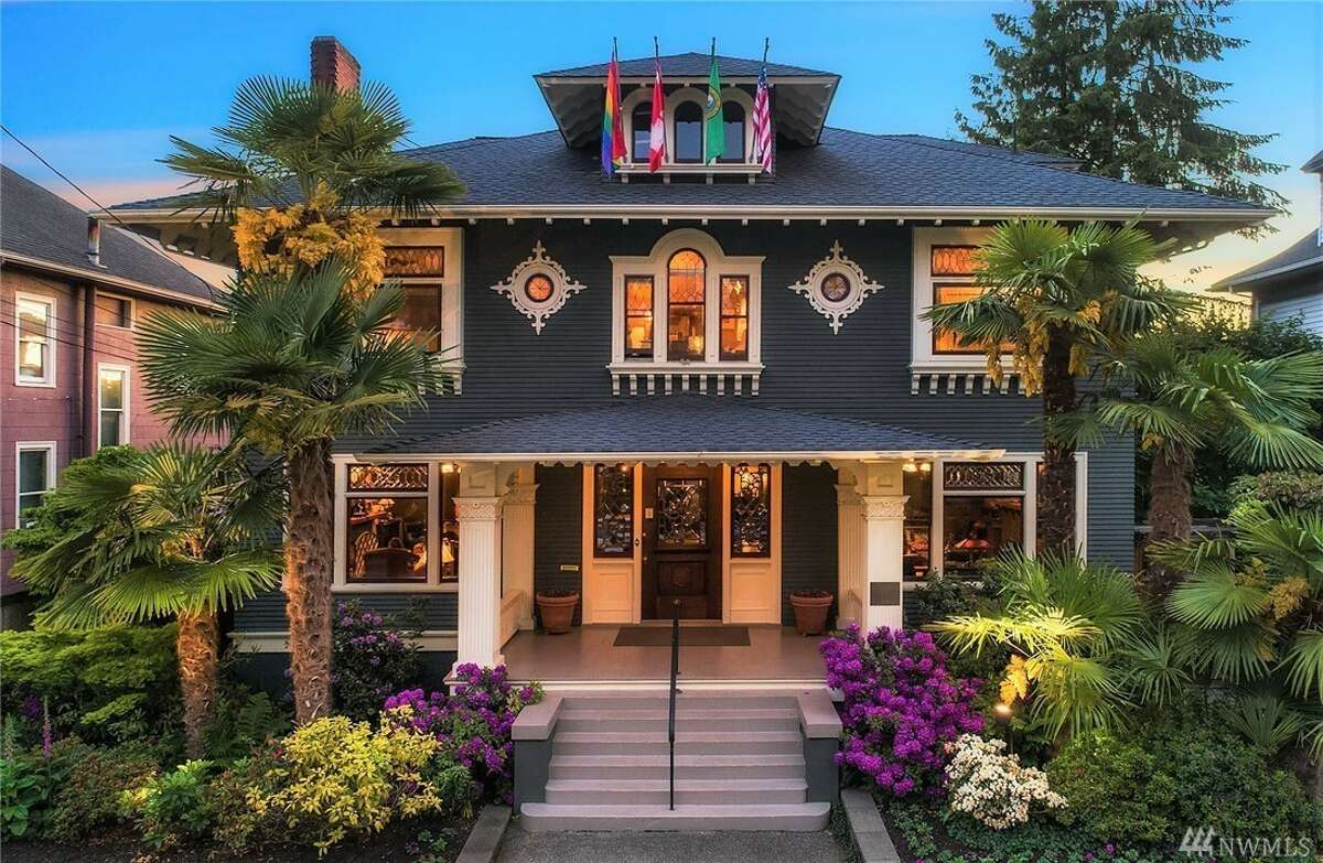 The Gaslight Inn, at 1727 15th Avenue, listed for $3.5 million. See the full listing here.
