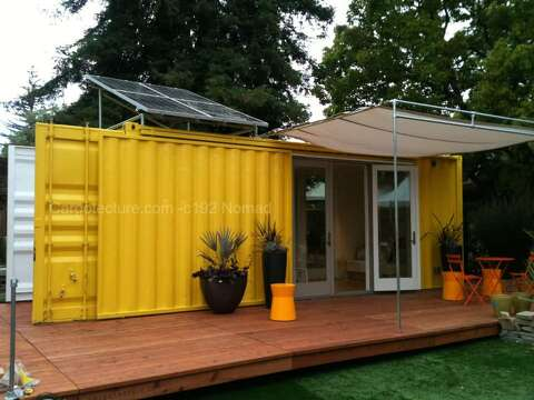 9 shipping container homes you can buy right now - Times Union