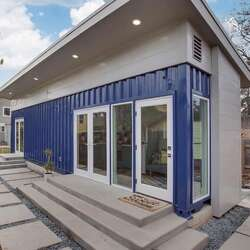 Swell 9 Shipping Container Homes You Can Buy Right Now Sfgate Home Remodeling Inspirations Propsscottssportslandcom