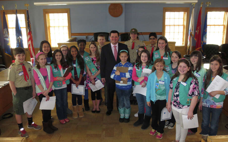Scouts in Government Day 2015.