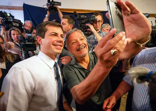 Pete Buttigieg tries to diversify his campaign's support by visiting Fresno