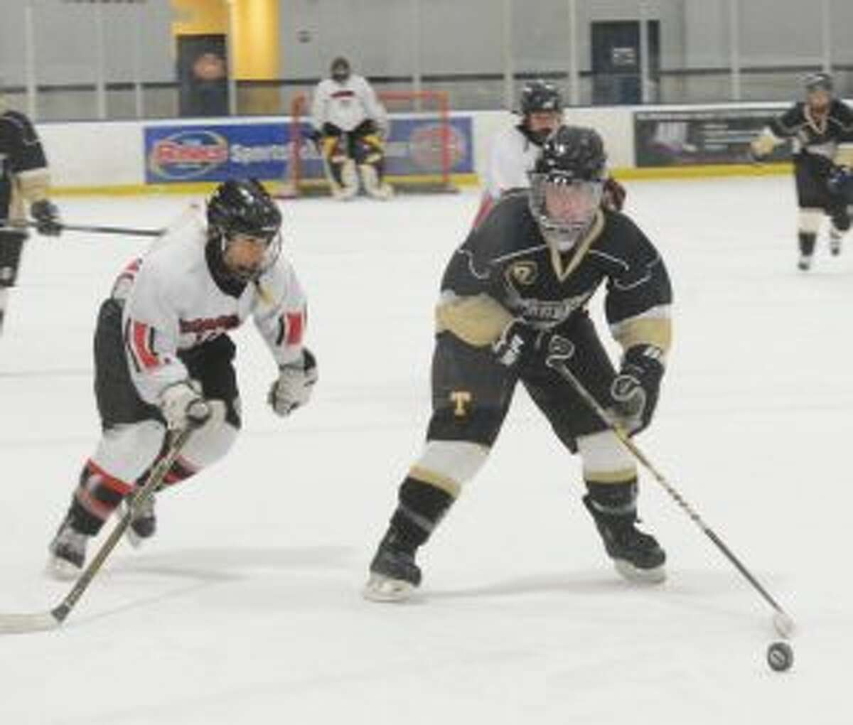 Erin Owens scored four goals for Trumbull-St. Joseph. - Andy Hutchison photo