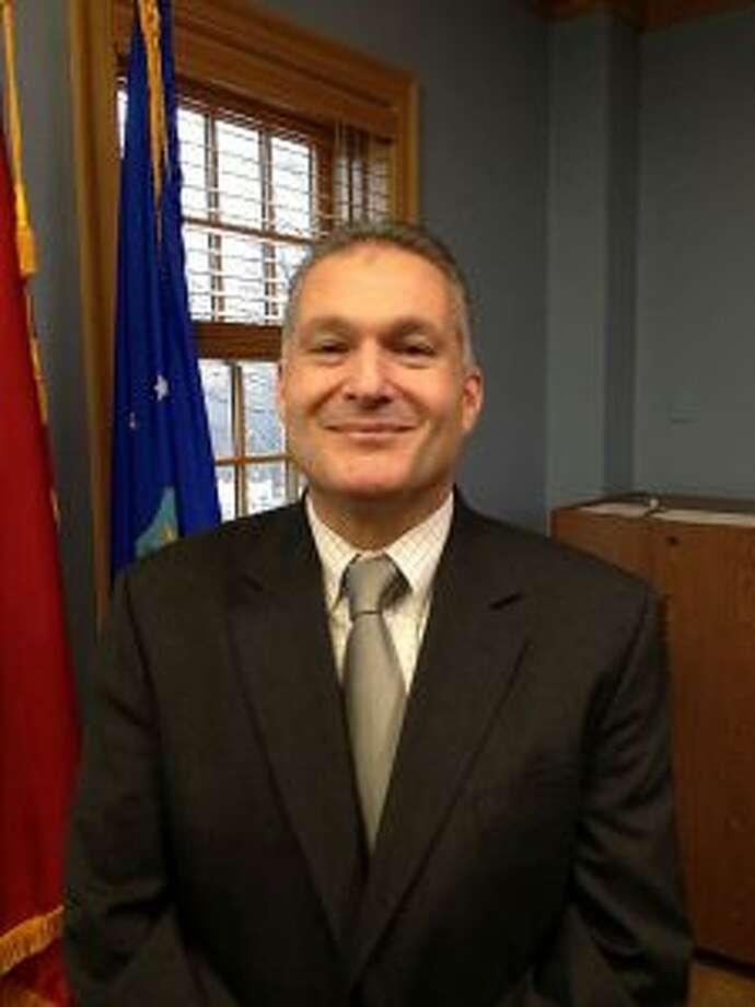 Trumbull Police Chief Michael Lombardo