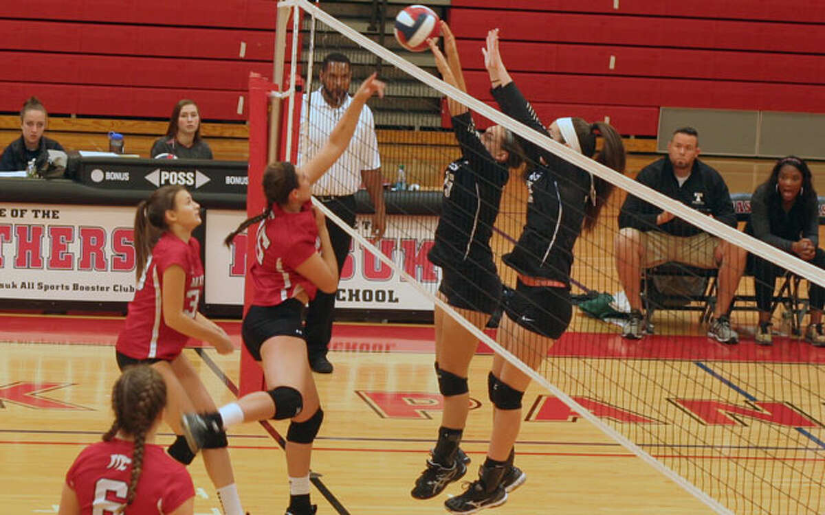 Trumbull High earned a 3-0 win over Masuk High on Saturday afternoon. - Mike Suppe photo