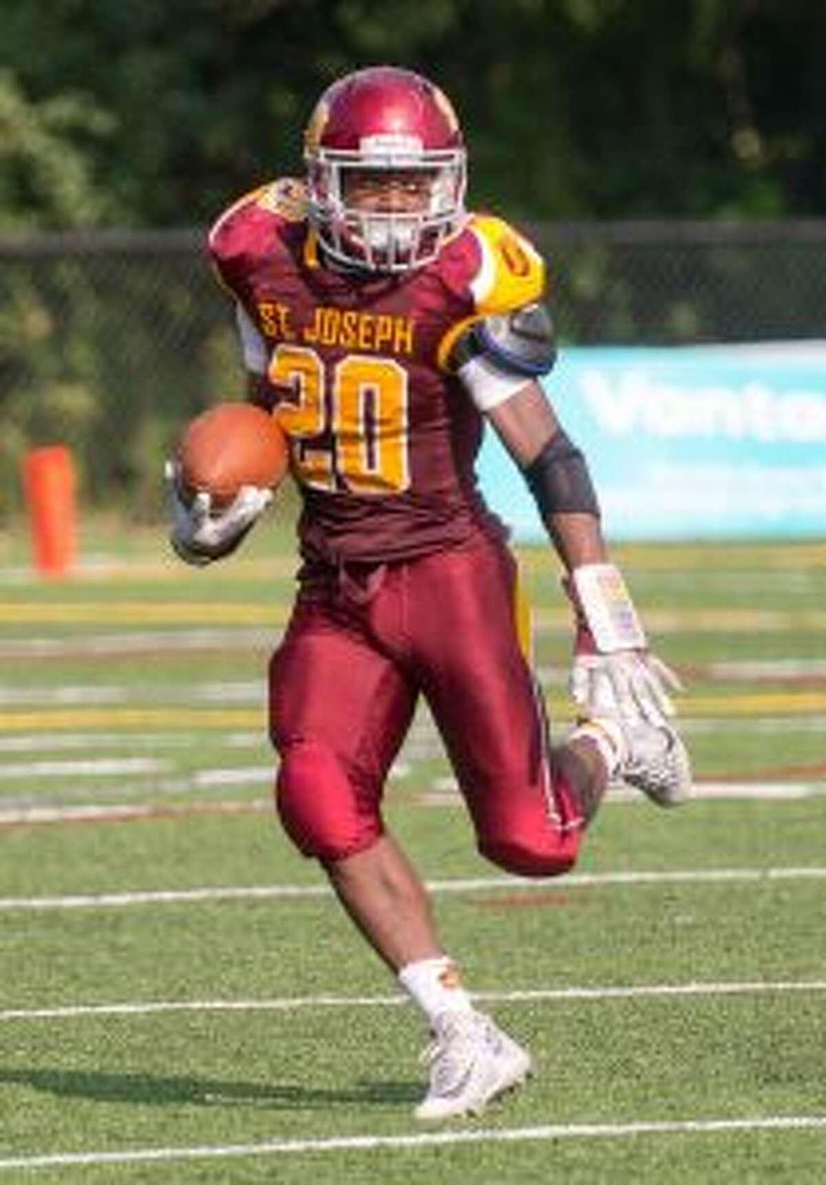 Jaden Shirden accounted for 23 touchdowns as a sophomore.