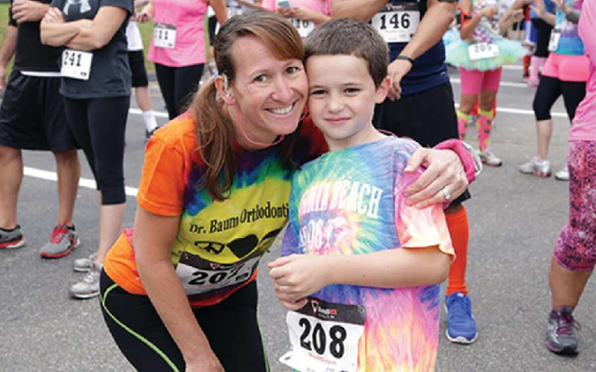 The annual Kennedy Center SpectRun, which is Saturday, includes family runs/walks and even crawls for toddlers through adults.