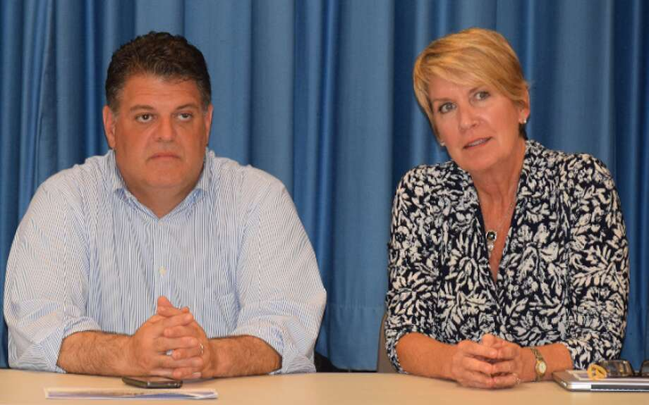 Trumbull representatives David Rutigliano and Laura Devlin have both expressed opposition to the idea of a per-mile tax on state drivers.