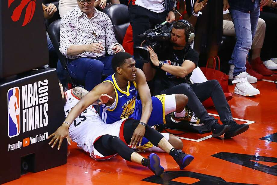Report: Kevon Looney may return during NBA Finals - San