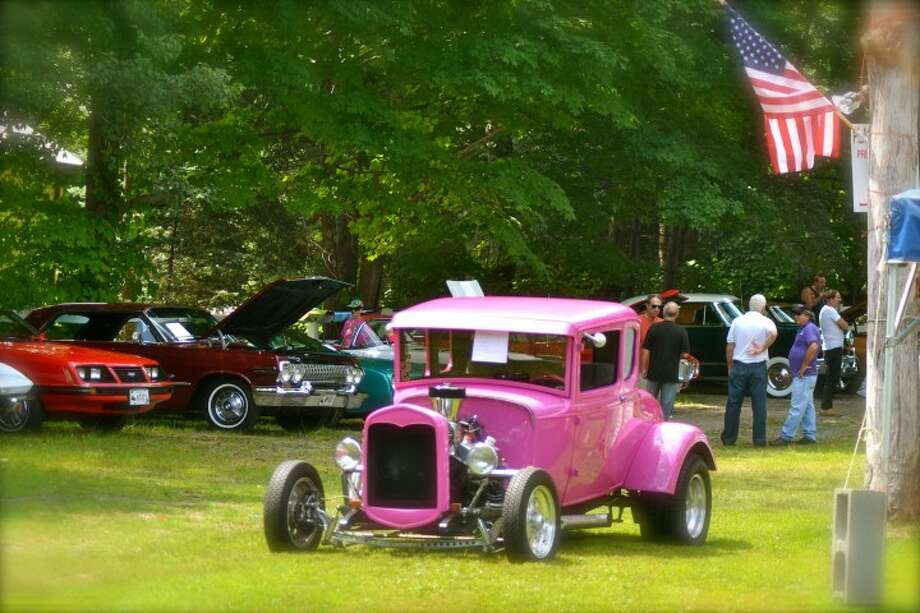 Plasko's Farm Car Show