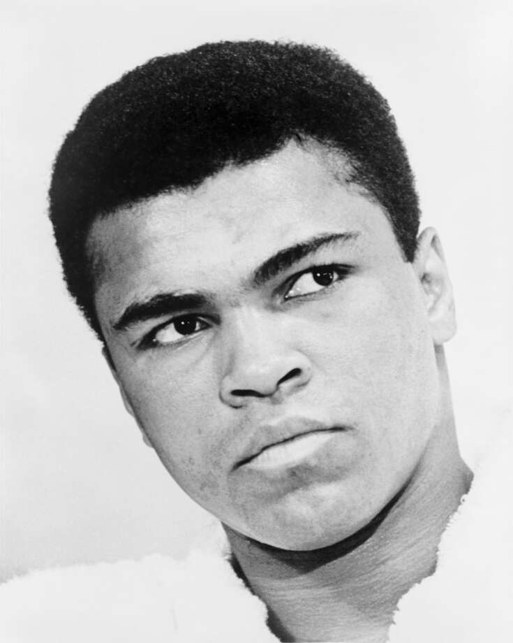 Trumbull resident Anne Kearns wrote a personal poem in memory of Muhammad Ali.