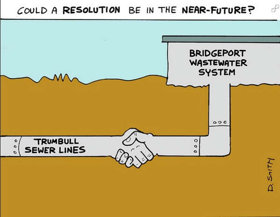 A new sewer deal between Trumbull and Bridgeport has been finalized, following Monday's Bridgeport City Council meeting.