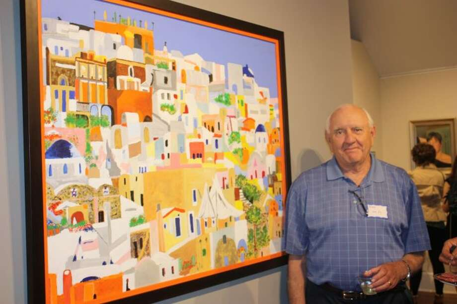 Trumbull resident Peter Van Zyl.