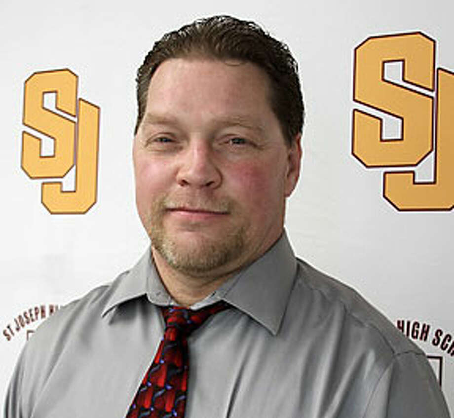 Eddy LeMaire has been named St. Joseph High's boys ice hockey coach.