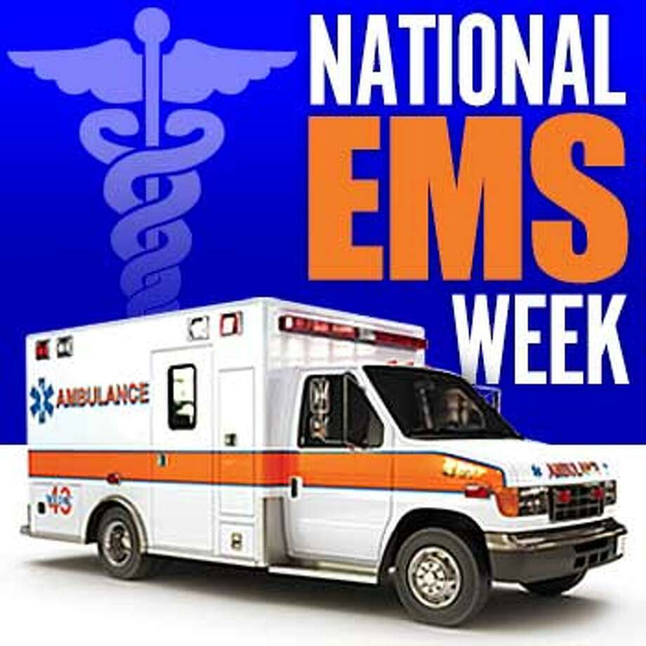 This week is National EMS Week and St. Vincent's Medical Center would like to pay its appreciation to Trumbull EMS.