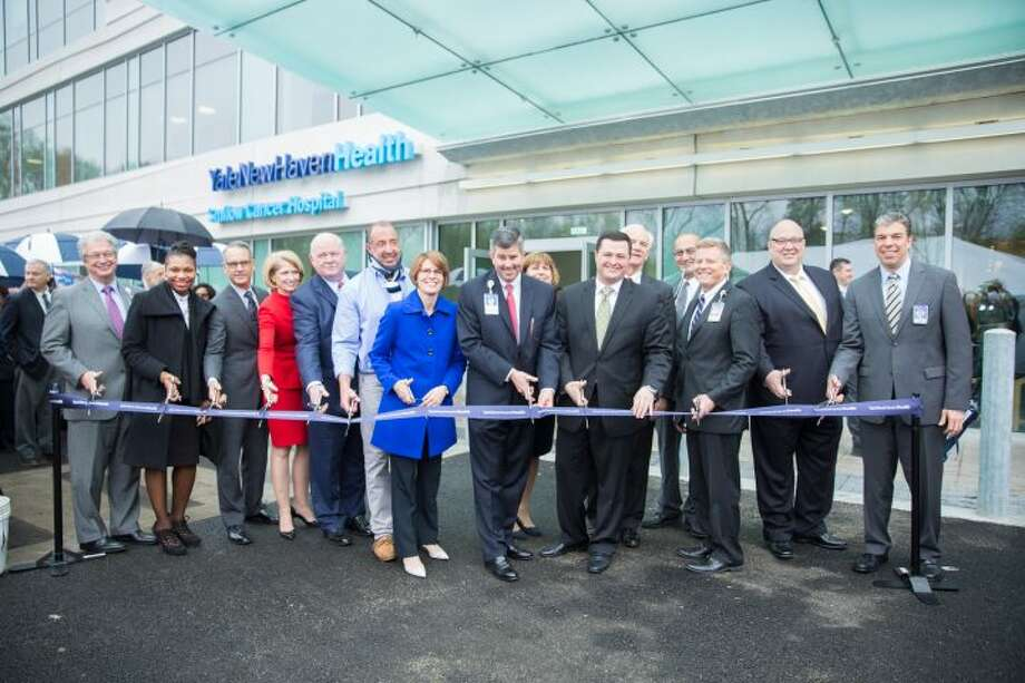 Park Avenue Medical Center in Trumbull had a ribbon cutting ceremony last week.
