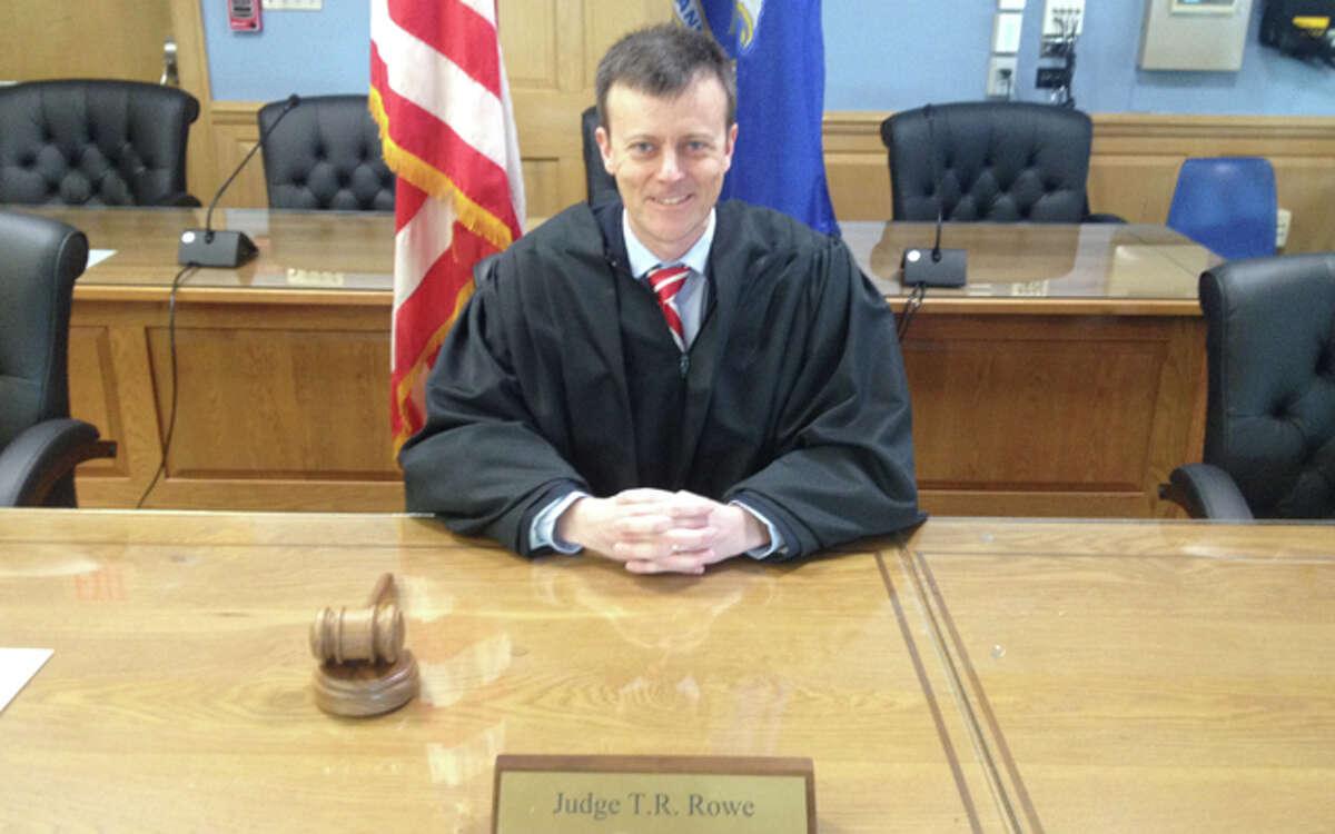 Judge of Probate T.R. Rowe.