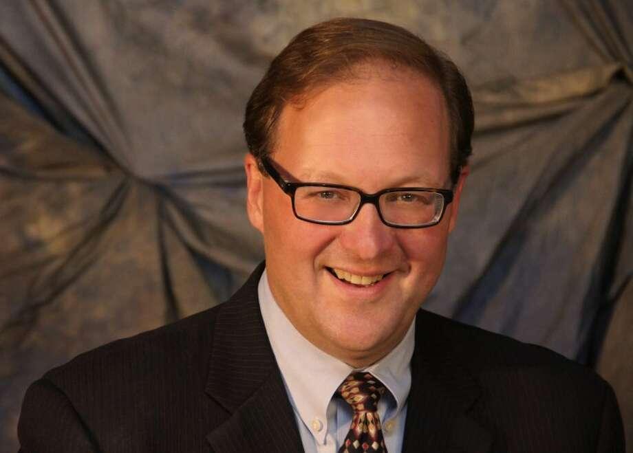 Trumbull Board of Education member Paul Lavoie.