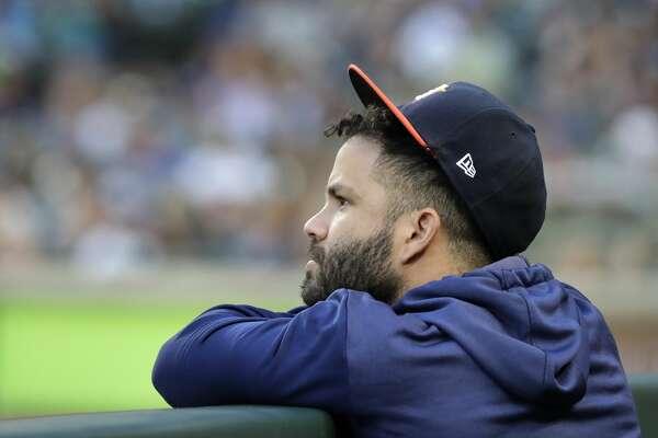 Astros' Jose Altuve, Collin McHugh begin minor league ...