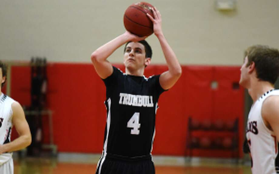 Trumbull's Jack Moore is a Class LL All-State selection.
