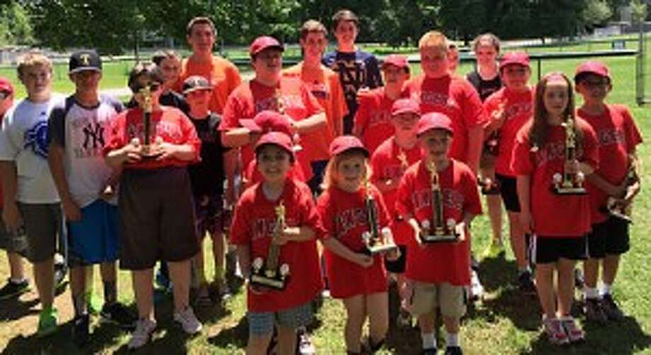 The Challenger baseball program plays at Unity Park on Sundays from April through June.