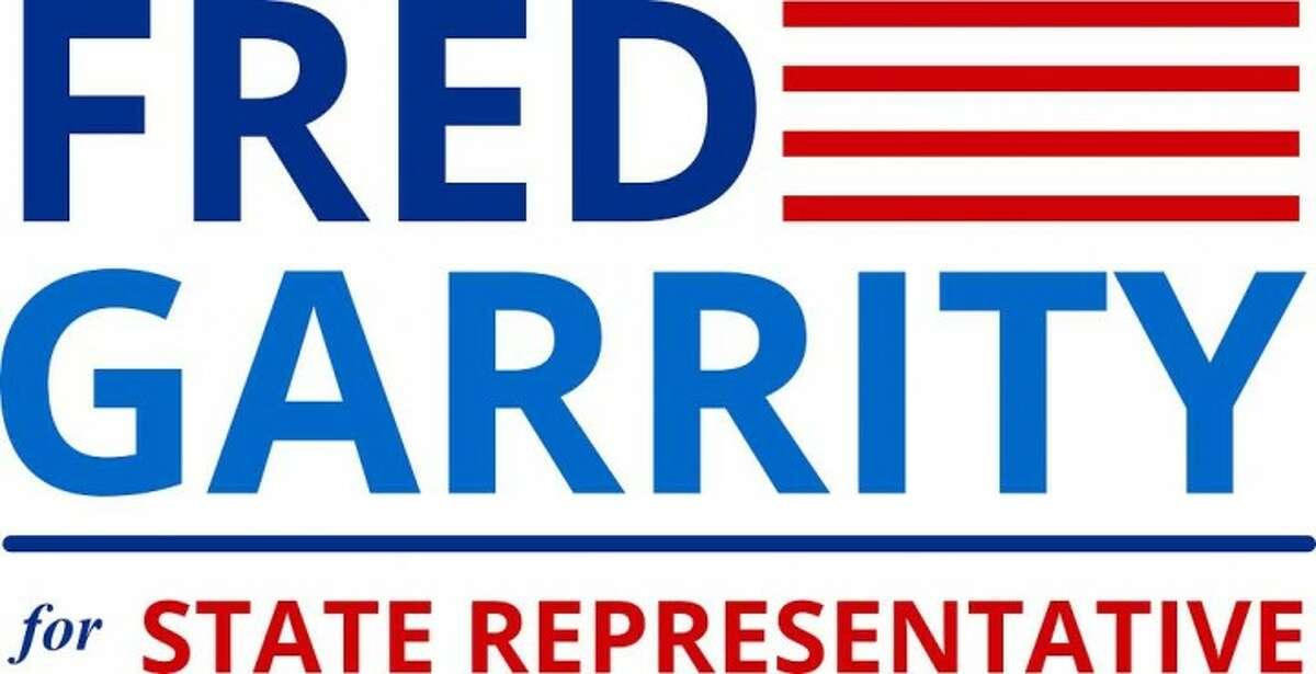 Garrity's campaign logo.