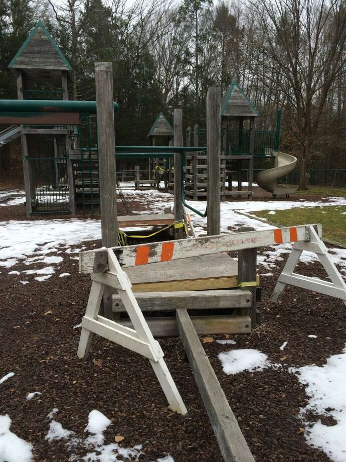 The playground at Indian Ledge Park needs repairs and thanks to a substantial public turn out at Monday night's Town Council meeting, the restoration funds have been approved.