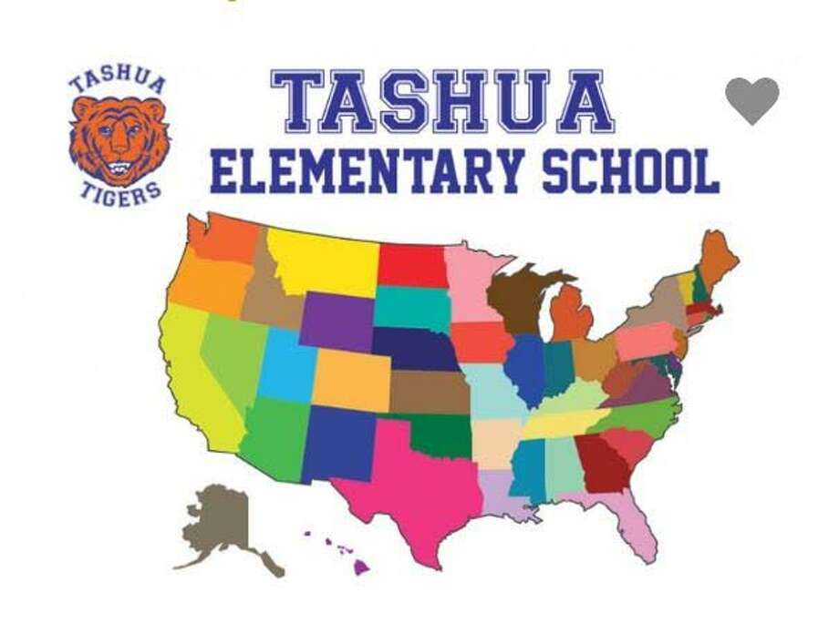 Tashua Elementary School has a special map that local legislators are fighting for.