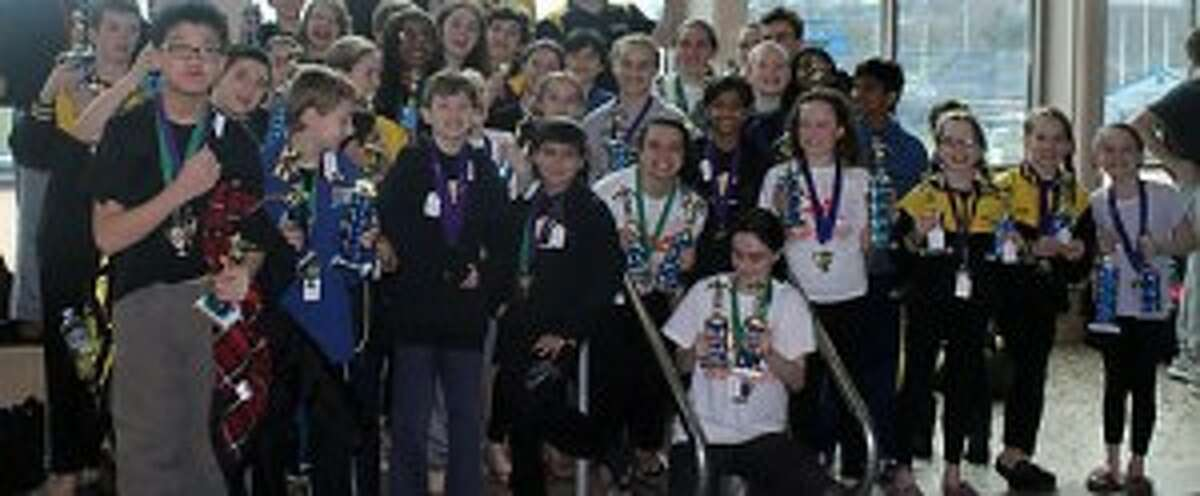 The Pisces took a giant step forward at the Yankee League trials at Plainville High School, where they had a team record 46 of their 61 swimmers finish top 12 in their events and qualified for the championship meet.