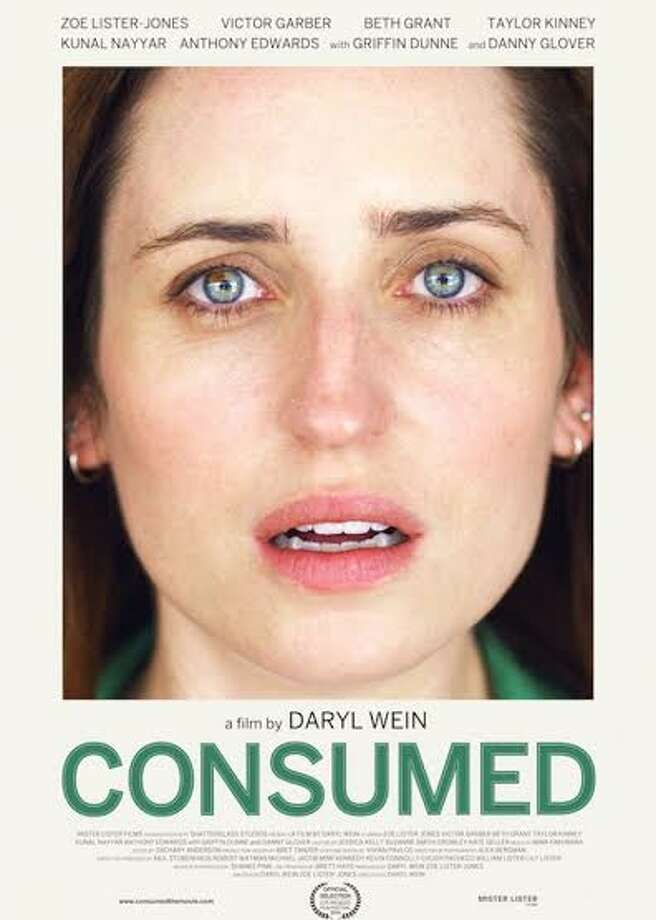 A movie poster for Consumed.