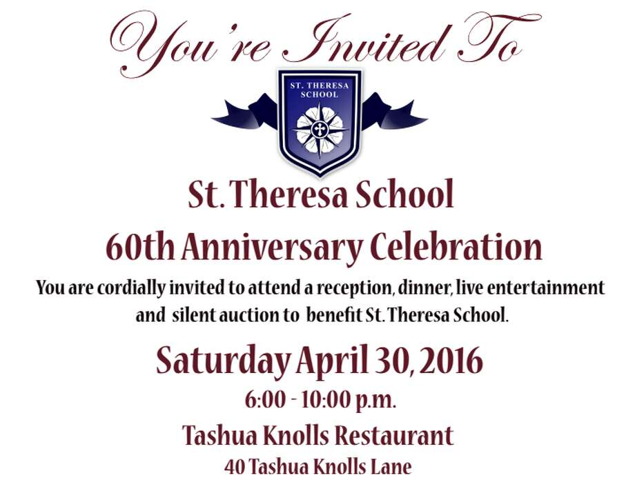 St. Theresa School will celebrate 60 years in April.