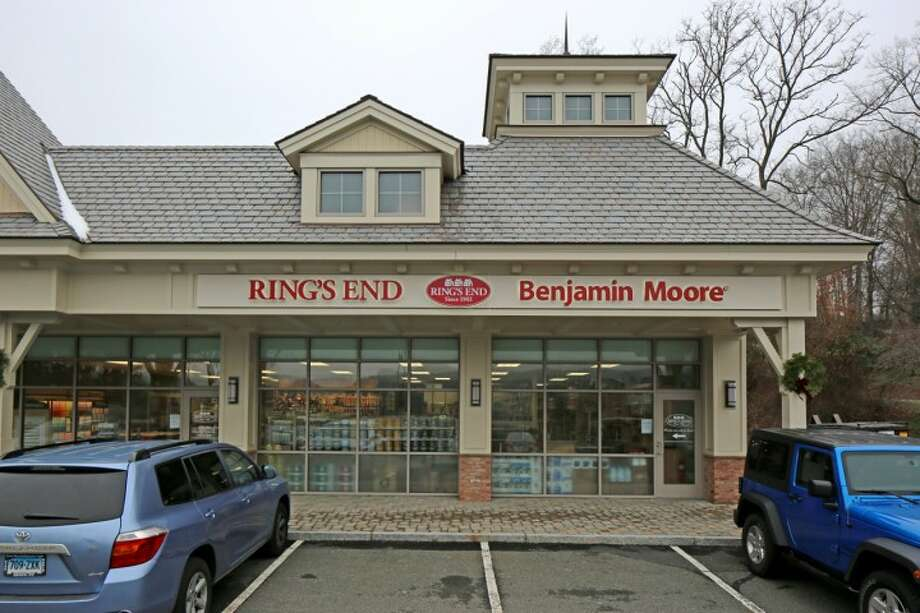 Benjamin Moore paints and personalized service have arrived at the store's Trumbull Center.
