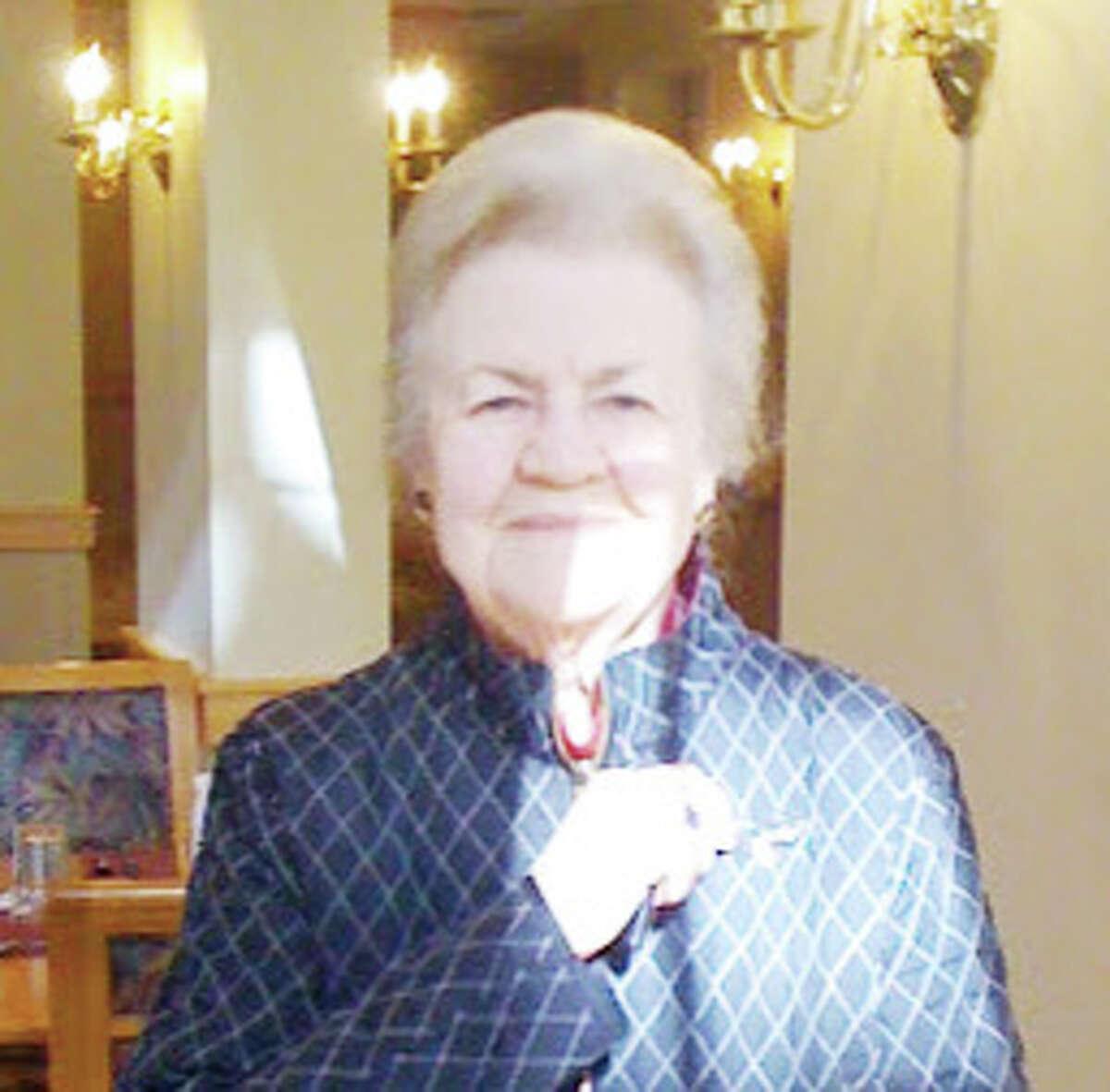 Dorothy Habel Moore